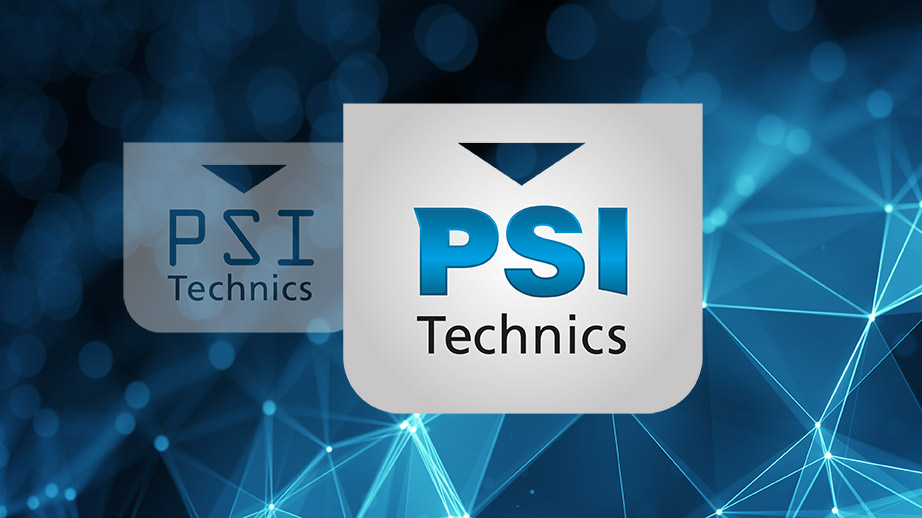 PSI Technics Logo Relaunch Redesign 2020